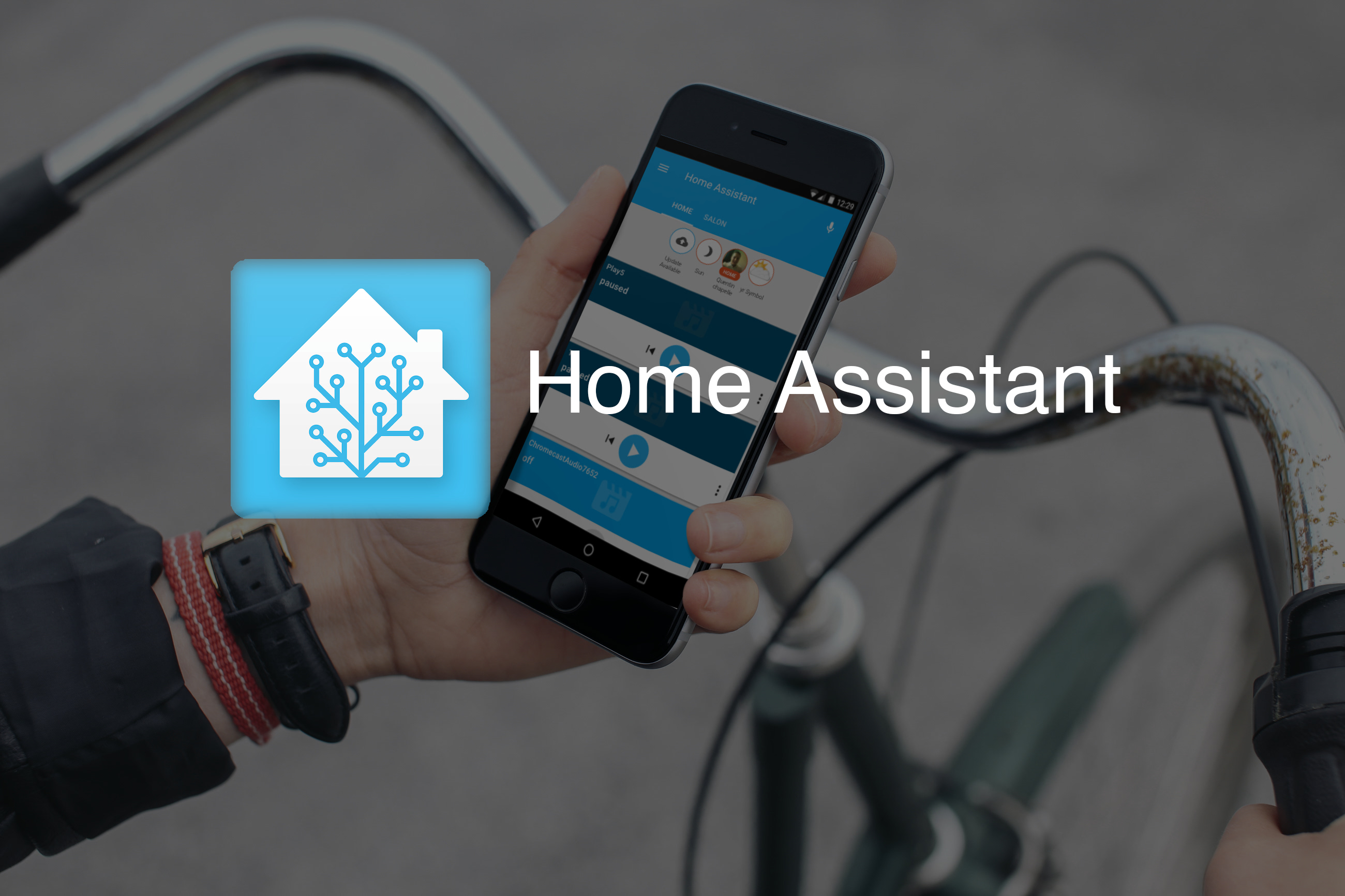 Domotique sur mesure: Installez Home-assistant - Devotics
