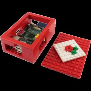 Un boitier en Légo pour le Raspberry Pi