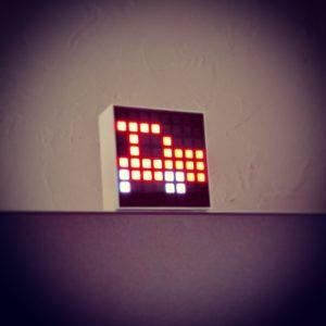 Un afficheur à LED