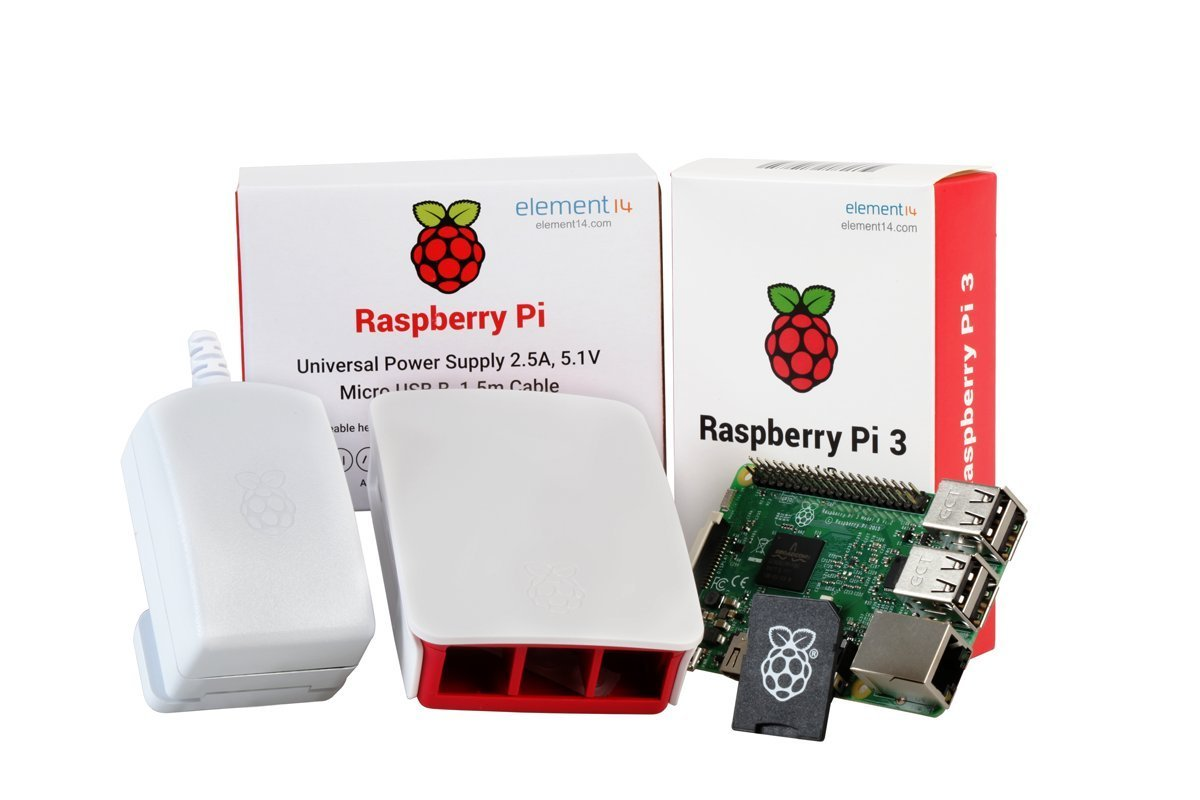 Kit Raspberry Pi 3