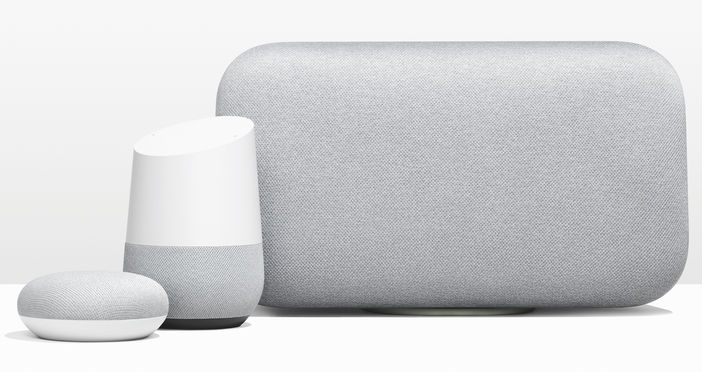 Google Home - Photo de famille